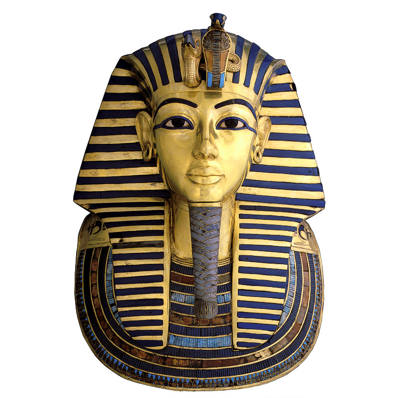 The function of a mummy mask Funerary Mask Of Tutankhamun